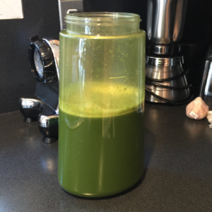 Fresh Cold-Pressed Organic Juice