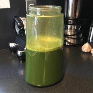 Fresh Cold-Pressed Organic Juice