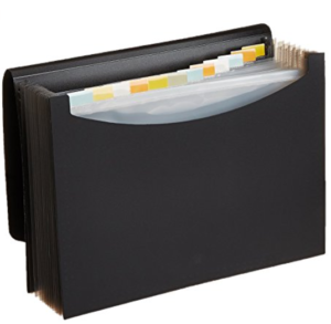 Medical Records Storage Folder