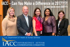 IACC -US Autism Committee