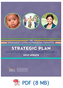 NEW! IACC Strategic Plan 2013